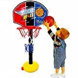 OverDose Kindersportartikel Basketball Rahmen Basketball Kombination Basketball frame Basketball Combination Sport Spielzeug (Flexibele)