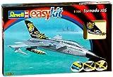 Revell 06624 - Modellbausatz Flugzeug 1:100 - Tornado IDS easykit im Maßstab 1:100, Level 2, originalgetreue Nachbildung mit vielen Details