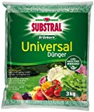 Substral  Grünkorn Universaldünger - 3 kg
