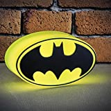 DC Comics Mini Batman Logo Licht