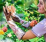 GardenGirl - Rosenhandschuhe - Modell 2016 Größe M