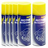12 x MANNOL Kaltreiniger Spray 450ml