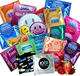 50 KONDOME DUREX & PASANTE Emotions Elite Pleasuremax Delay Select 100% ORIGINAL