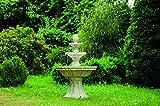 Köhko Springbrunnen 'Markkleeberg' 13002 Gartenbrunnen Vogelbad Wasserspiel für Garten