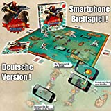 World of Yo-Ho Deutsch innovatives Handy Smartphone Spiel Gesellschaftsspiel Brettspiel War of Orchids