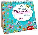 Für eine tolle Freundin wie dich 2018: Mini-Monatskalender