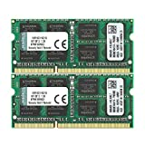 Kingston KVR16S11K2/16 Arbeitsspeicher 16GB (DDR3 Non-ECC CL11 SODIMM Kit, 204-pin 1.5V)