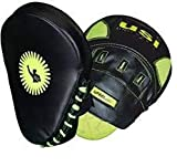 CW USI 627CRPU Boxpolster Focus Mitts MMA Hook & Jab Target Training Muay Thai Punching Strike Shield Kickboxen Kampfsport