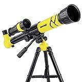 J-Clock Teleskope für die Astronomie für Anfänger Teleskop für Kinder Kinder Wissenschaftliche Bildung Astronomisches Teleskop Spielzeug Hochleistungs-Monokular