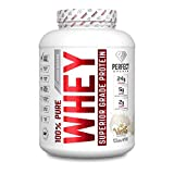 PERFECT SPORTS 100% Pure Whey Vanilla , 1er Pack(1 x 225 g)