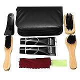 RanDal 7 In 1 Schuh Polnisch Tools Kit Boot Care Leder Handwerk Shine Reinigung-Tool