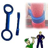 Farbrollen, Wiederverwendbar Schwergewichtig Farbroller Reinigungs Werkzeug, Für Ausreichende Reinigung Und Wartung Ihrer Pinsel Und Walzen