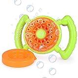 weishenghulian Seifenblasenmaschine Bubble Machine Tragbare Seifenblasen-Blase Party Bubbles Maker Geeignet FüR Geburtstagsfeier Hochzeit BüHne
