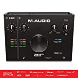 M-Audio AIR 192 | 4 - 2-in-2-out-USB-Audio-Interface mit ProTools und Ableton Live...