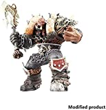 FTHVB World of Model Garrosh Hellscream PVC-Figur, 15,2 cm hoch