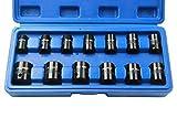 US Pro 1365 Stecknüsse, 3/8' DR