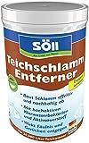 Söll 11784 TeichschlammEntferner - Gegen organischen Schlamm, trübes Wasser und unangenehme Gerüche im Gartenteich - 1 kg