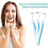 Ultraschall Elektrische Zahnreiniger Zahnreinigung Polieren Schönheit Instrument Mit LED-Licht & Vibration Zu Entfernen Zahnstein Zahn Fleck Plaque Remover Zahnaufhellung Zahnwerkzeug