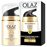 Olaz Total Effects BB Cream Mit LSF 15 Helle Hauttypen, 50 ml