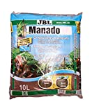 JBL 67024 Naturbodengrund für Süßwasser Aquarien Manado, 10 l