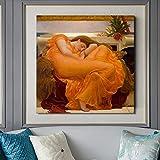 Dekorative Malerei Poster Druck auf Leinwand Wandkunst Bilder fr Wohnzimmer Dekor Kein Rahmen