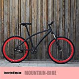 Hochwertiges langlebiges Fahrrad Adult Mountainbike, City Road Racing Bikes, Juvenile Studenten...