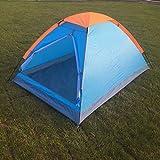 MeterMall Campingzelte Doppel-Einlagiges Paar, Reisezelt Strand, Angeln, Bergsteigen, Outdoor-Zubehör