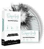 UniqueSmile Zahnaufhellung | Zähne aufhellen mit Bleaching Stripes | 100% Bio (28 Stück)