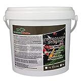 GartenteichDirekt Teichschlammentferner (GRATIS Lieferung in DE - Baut Teichschlamm und Mulm im Gartenteich ab, verbessert die Wasserqualitt, untersttzt die Wirkung des Filters), Gre:2.5 kg
