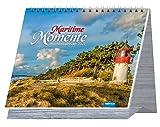 Wochenkalender 'Maritime Momente' 2021: Aufstellkalender, 16 x 12 cm