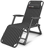 TUHFG Liegestuhl Bsjz Folding Lounge Stuhl Einstellbare Null Gravity Loungesessel Liegestühle Liegestühle für Terrasse, Pool, Inhaber, Gartenstühle