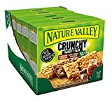 Nature Valley Crunchy Variety Pack, Müsliriegel, 5er Pack (5 x 210g Multipack mit je 10 Riegeln)