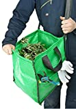 Sackmaker Caddy Bag - Gartenabfallsack mit Schultergurt - 50 Liter