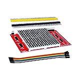 Milageto Punktmatrix Anzeigemodul Für Raspberry Pi PIC Pi ARM DIY Kit