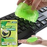 Audamp Tastatur Reinigung Gel für Laptops, Computers, Auto-Entlüftungsöffnungen, Taschenrechner (80g)