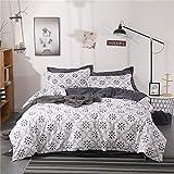 Bettwäsche für das ältere Schlafzimmer, Herbst und Winter, schöne Bettwäsche, Obstset mit vier oder vier Heißluftgarnituren AU-Single