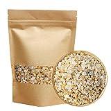 1 kg Dekosteine Sand Kies für Aquarien, Pflanzen, Sukkulenten, Kaktus, Bonsai