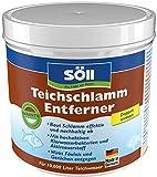 Sll 11604 TeichschlammEntferner - Gegen organischen Schlamm, trbes Wasser und unangenehme Gerche im Gartenteich - 500 g