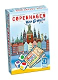 Queen Games 10463 - Copenhagen - Roll & Write