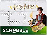 Mattel Games GMG29 - Scrabble Harry Potter Wörterspiel in deutscher Sprachversion, Familienspiele...