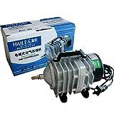 Julymall 35/45 W ACO- 318 Elektromagnetischer Luftkompressor Tragbar AC 220 V Koi Aquarium Luftpumpe Teichbelüfter