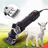 CHEIRS Schermaschine Sheep Clipper, Professionell Elektrische Schafschermaschine Schaf Für Ziegen, Alpaka, Lamas, Pferde, Rinder