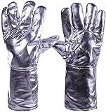 SDGDFGD Schweißhandschuhe, Schweißhandschuhe, extrem hitzebeständig, tolles Zubehör für Schweißer, robust, hitzebeständig, Sicherheitshandschuh (Farbe: A)