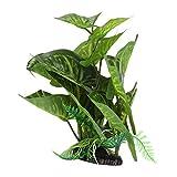 JYKFJ Simulation Wasserpflanzen, Tropische künstliche Wasserpflanzen, Alle Fische Reptilien Box Landschaft Ornament Fisch Aquarium Dekoration