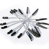 30x Gummispanner für Planen, Netze, Banner 330 mm mit Verschluss Spann-Gummi Expander-Schlinge Gummiband Expander-Seil