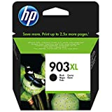 HP 903XL Schwarz Original Druckerpatrone mit hoher Reichweite für HP Officejet 6950; HP Officejet Pro 6960, 6970