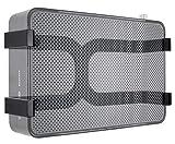 Q-View Virgin Wandhalterung für 360 & V6 Halterung, Schwarz
