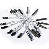 20x Gummispanner für Planen, Netze, Banner 330 mm mit Verschluss Spann-Gummi Expander-Schlinge Gummiband Expander-Seil