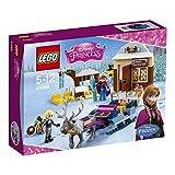 LEGO Disney Princess 41066 - Annas und Kristoffs Schlittenabenteuer, Spielzeug