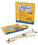 CASCHA Lillis Blockflöten Set, Sopranblockflöte aus Kunststoff für Kinder (Deutsche Griffweise) inkl. Buch und CD, Music Set